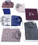 100% Cotton Non-Iron Long Sleeve