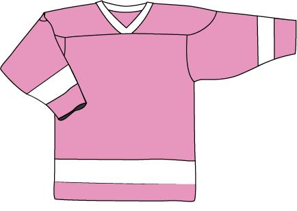 42 Pink White Jersey