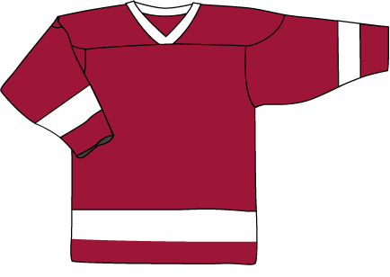 48 Crimson Jersey