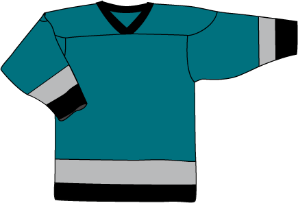 51 Teal Jersey
