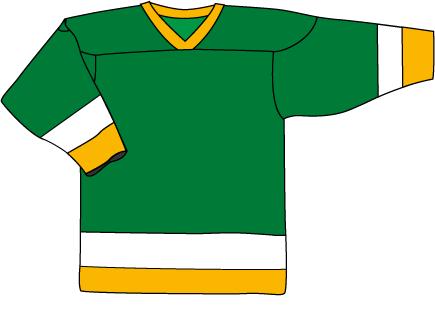 55 Kelly Green Jersey