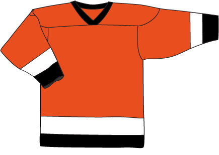 75 Orange Jersey