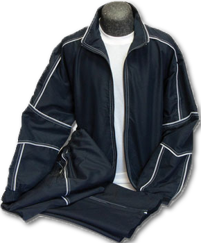 Navy Track Suit
