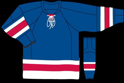 NY Rangers - Royal Blue