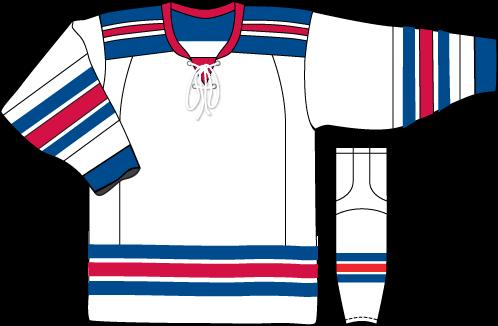 NY Rangers - White