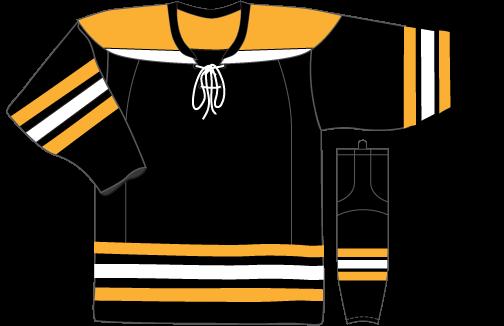 Boston Bruins Jersey - Black