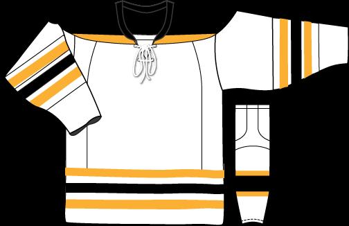 Boston Bruins Jersey - White